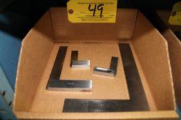 (4) Brown & Sharpe T-Squares
