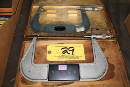 Micrometers Including:
