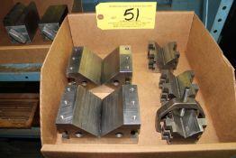 (5) V-Blocks