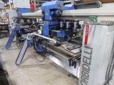 Morbidelli FM400DA Feed Thru Automatic Boring Machine