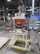 United Silicone US-25 Hot Stamping Machine