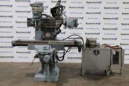 "Bridgeport Man-Au-Trace 360/3D True Trace Pattern Tracer 9"" x 60"" Milling Machine"