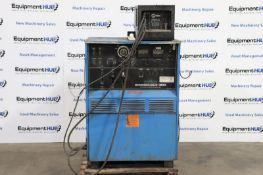 Miller Syncrowave 300 AC/DC Tig Welder w/ Radiator 1A Cooling System