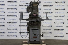 """Reid No. 2A Automatic Mechanical Feed 6"""" x 18"""" Surface Grinder"""