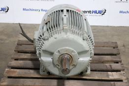 Westinghouse T8FC 75HP Motor, 365T Frame, 1780 RPM