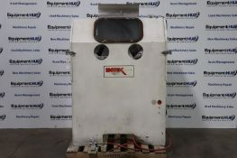 Inex Media Sand Blast Cabinet