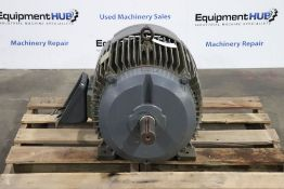 Reliance 60HP AC Motor, 1770 RPM, 364T Frame