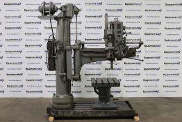 Western Big 4 Radial Arm Drill Press