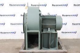 New York Blower Company 24 BC 60 HP Backward Curved Fan / Blower
