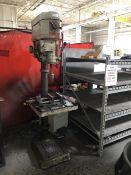 Powermatic Milling Machine, M: 1200, SN: 2-3476-2, vice A98