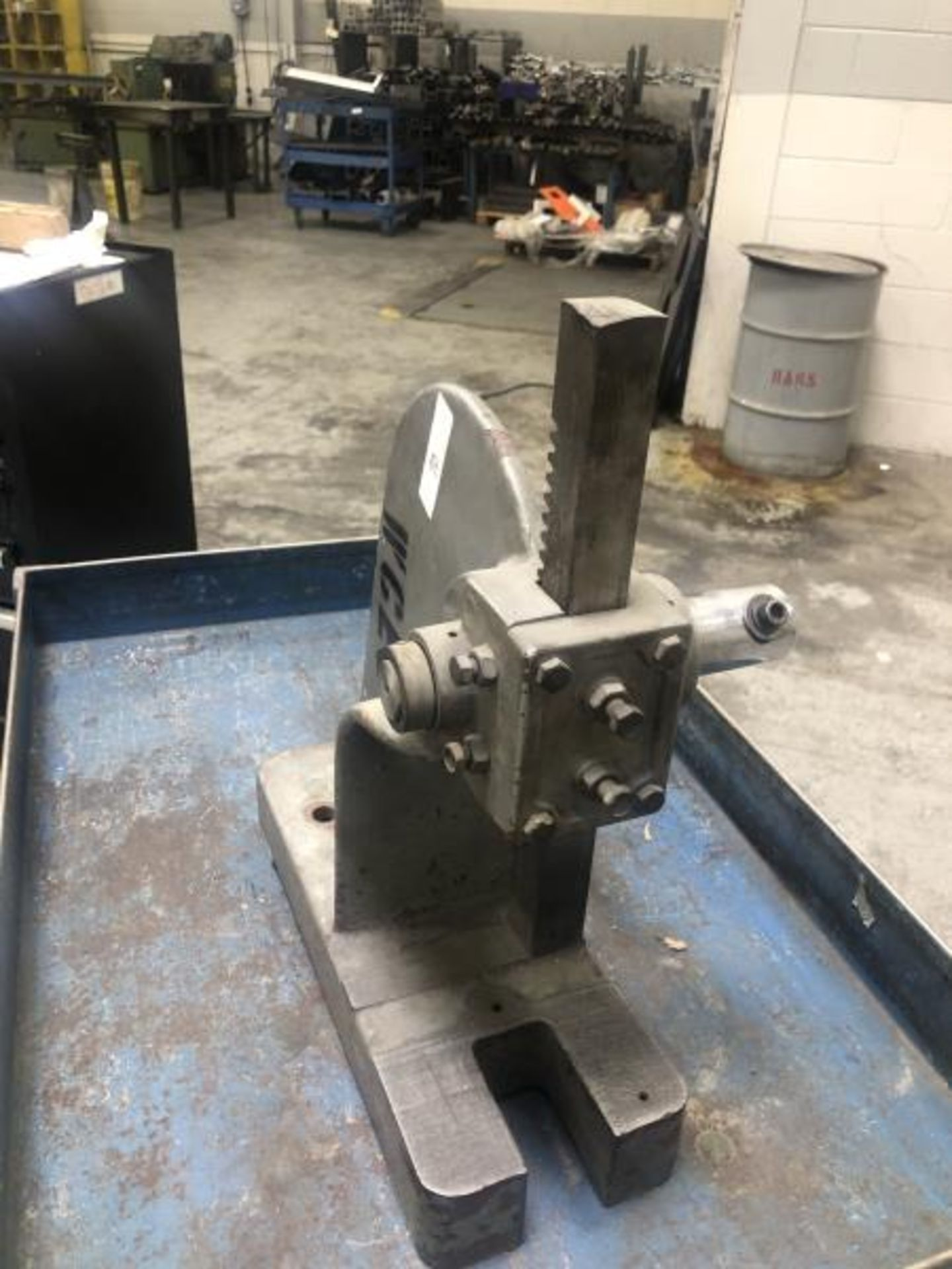 Manual arbor press - Image 2 of 3