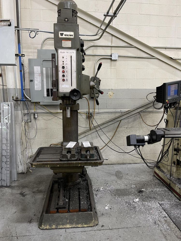 World Class Equipment Co. Metal Working & Machine Tools Equipment - Bank Ordered Sale