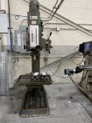 Wilton Mill Machine, 549/510 480v M: 2476
