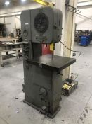 DoAll Band Saw l 220v, 3phase, M: M-L, SN: 5115633