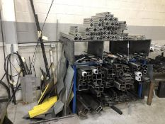Large lot of scrap