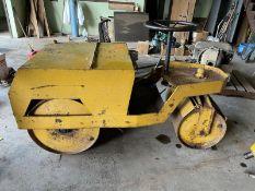 Roller yellow drum