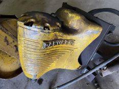 Danuser hydraulic auger head