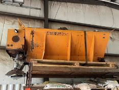 Air Flo aluminum spreader (buyer must be able to move)