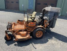 SCAG Turf Tiger Kohler 25hp Commerical Pro with leaf collector M: STT-61, New Tubes In Front Tire, M