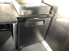 Turbo Air stainless steel work top freezer M: MUF-28-N