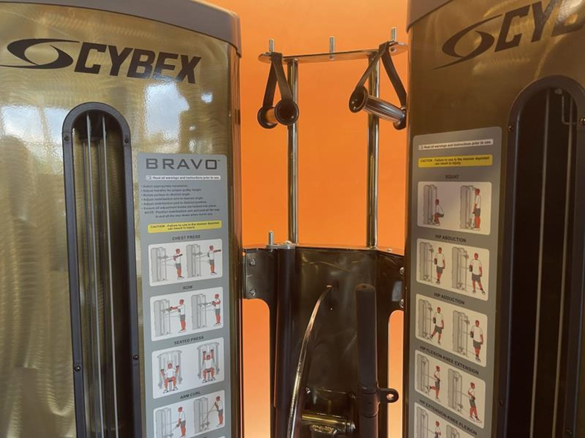 Cybex Bravo All-In-One Functional Trainer M: 8830 - Image 2 of 4