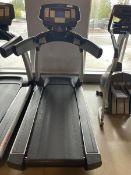 Life Fitness Treadmill M: 95T with Flex Deck, Shock Absorption System SN: TET107092