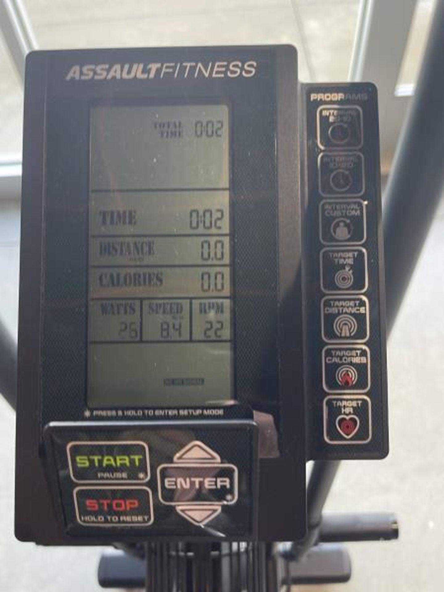 Assault Fitness Air Bike M: ASSAULTAIRBIKE - Image 2 of 4