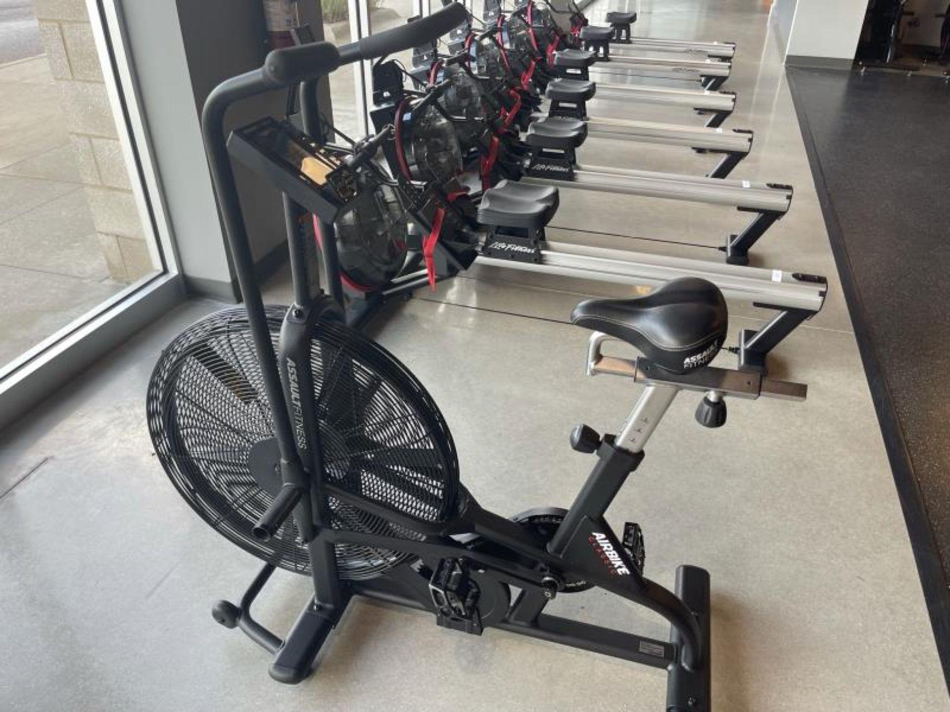 Assault Fitness Air Bike M: ASSAULTAIRBIKE - Image 2 of 7