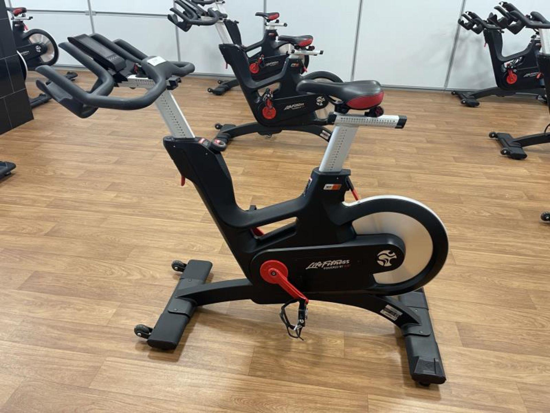 2018 Life Fitness IC7 Spin Bike M: IC-LFIC7B2-01