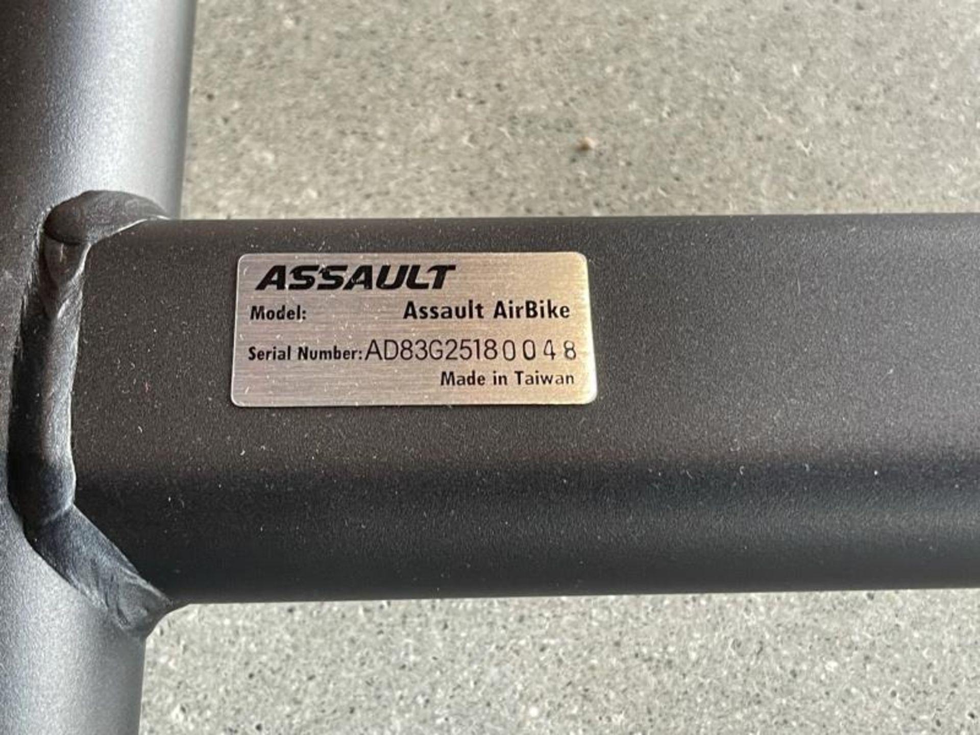 Assault Fitness Air Bike M: ASSAULTAIRBIKE - Image 5 of 7