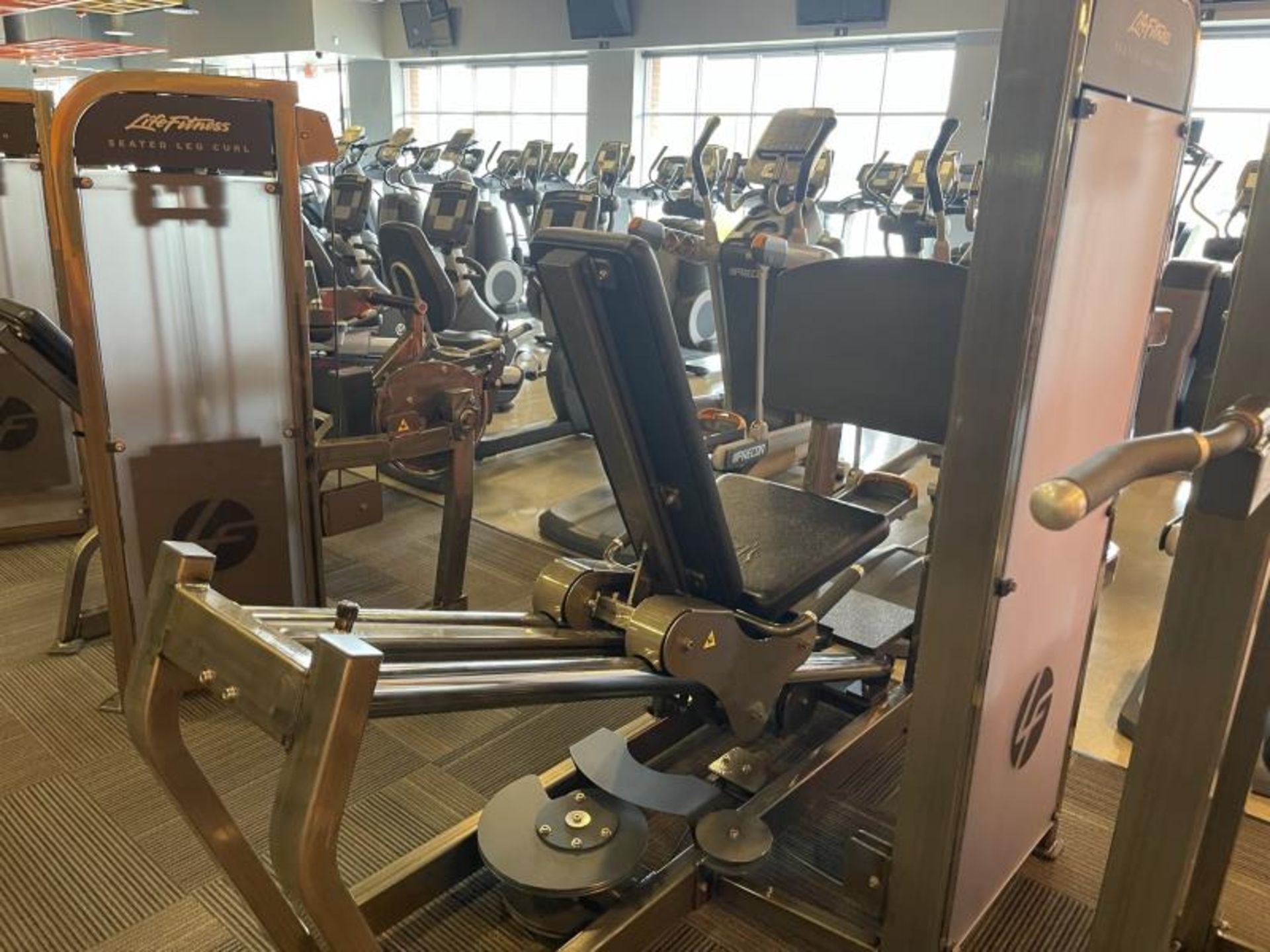Lifer Fitness Seated Leg Press M:PSSLPE - Image 5 of 6