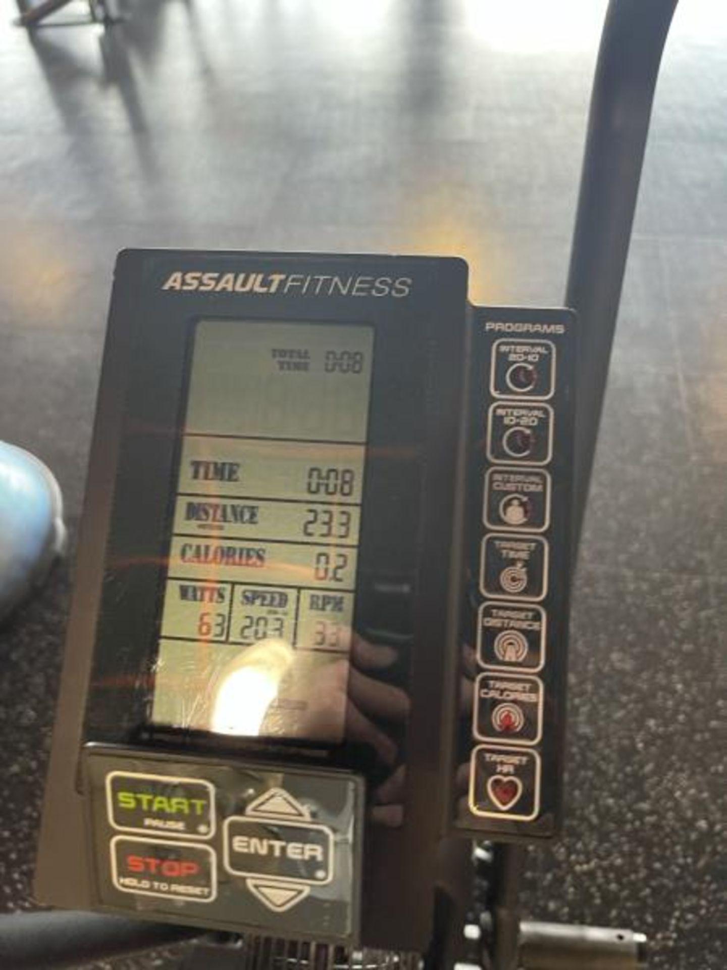 Assault Fitness Air Bike M: ASSAULTAIRBIKE - Image 4 of 5