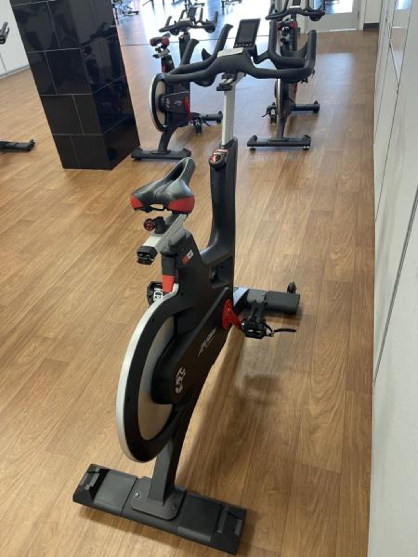 2018 Life Fitness IC7 ISpin Bike M: IC-LFIC7B2-01 - Image 2 of 3