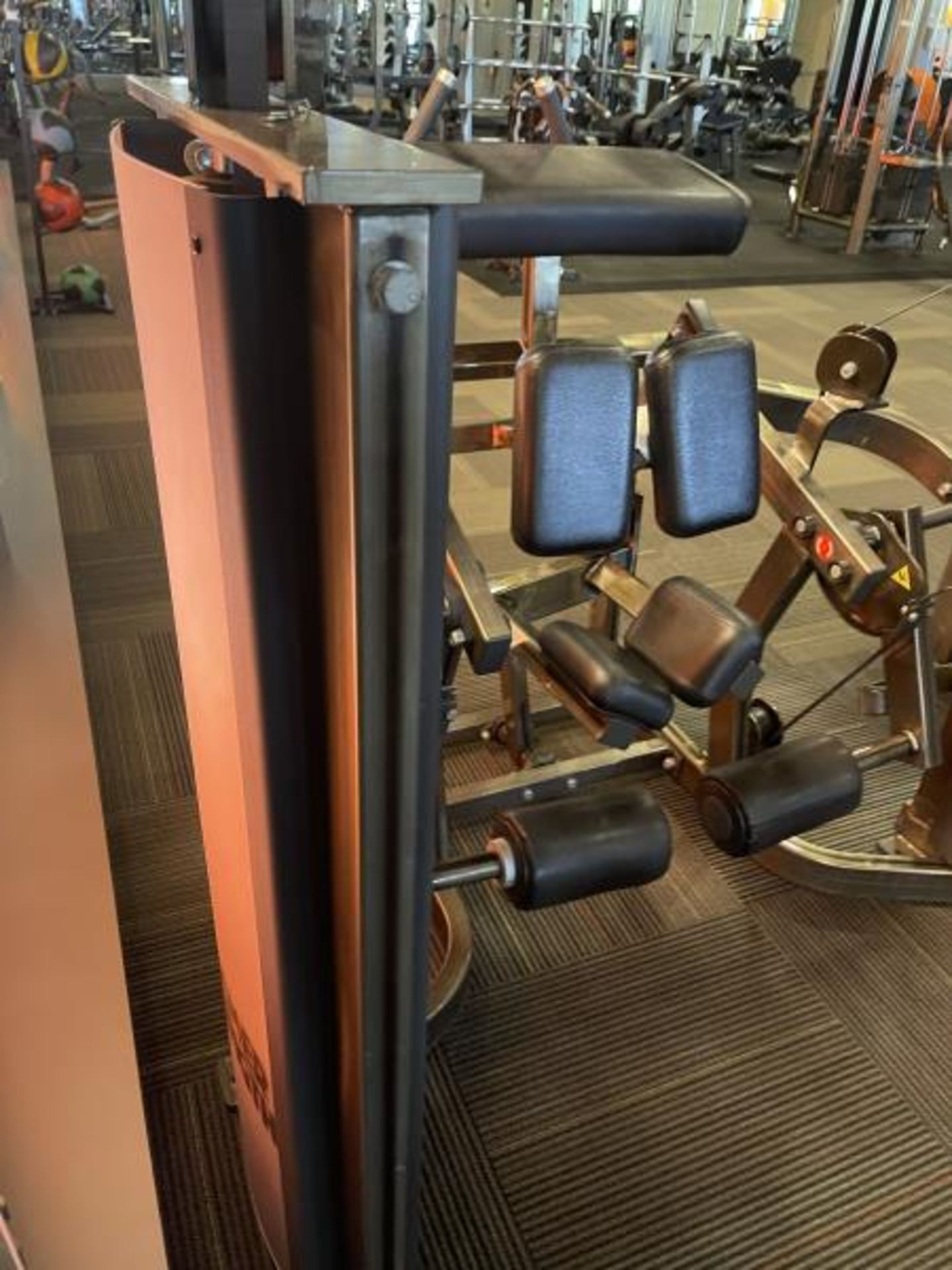 Hammer Strength MIS Kneeling Leg Curl M: MTSKC - Image 3 of 5