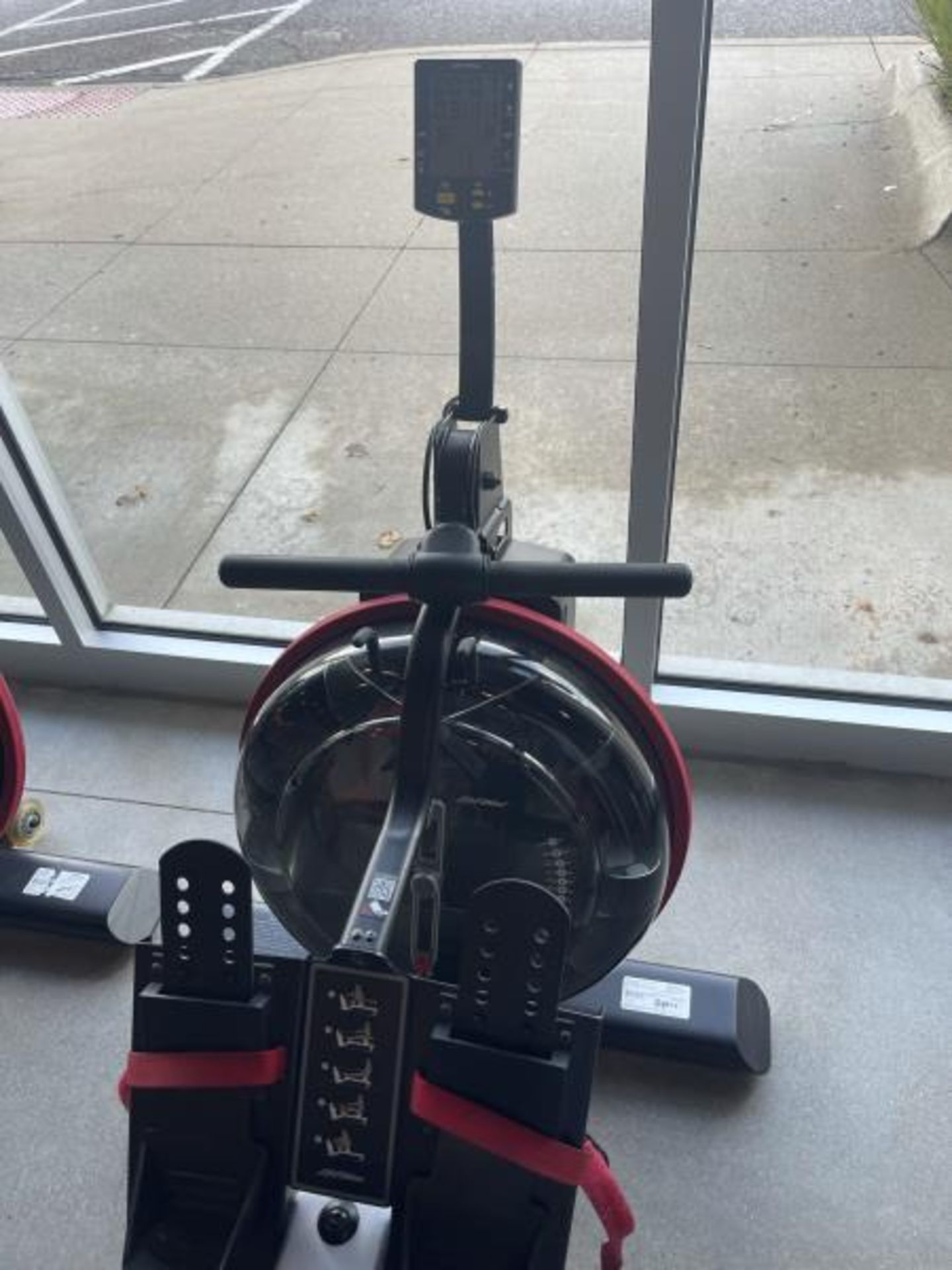 Life Fitness Rowing Machine M: GER-ALLLX-102 - Image 2 of 3