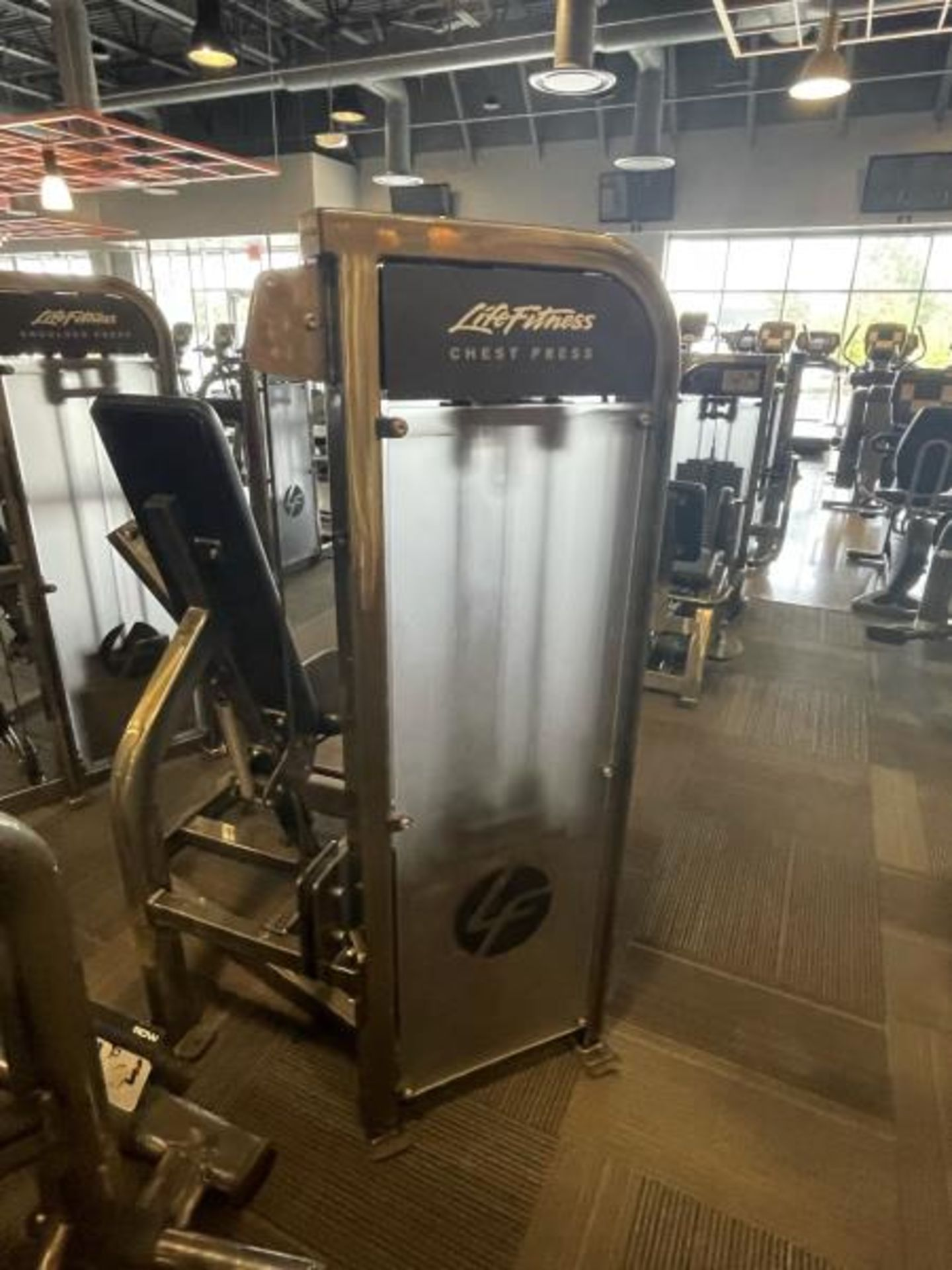 Life Fitness Chest Press M: PSCPSE - Image 4 of 4