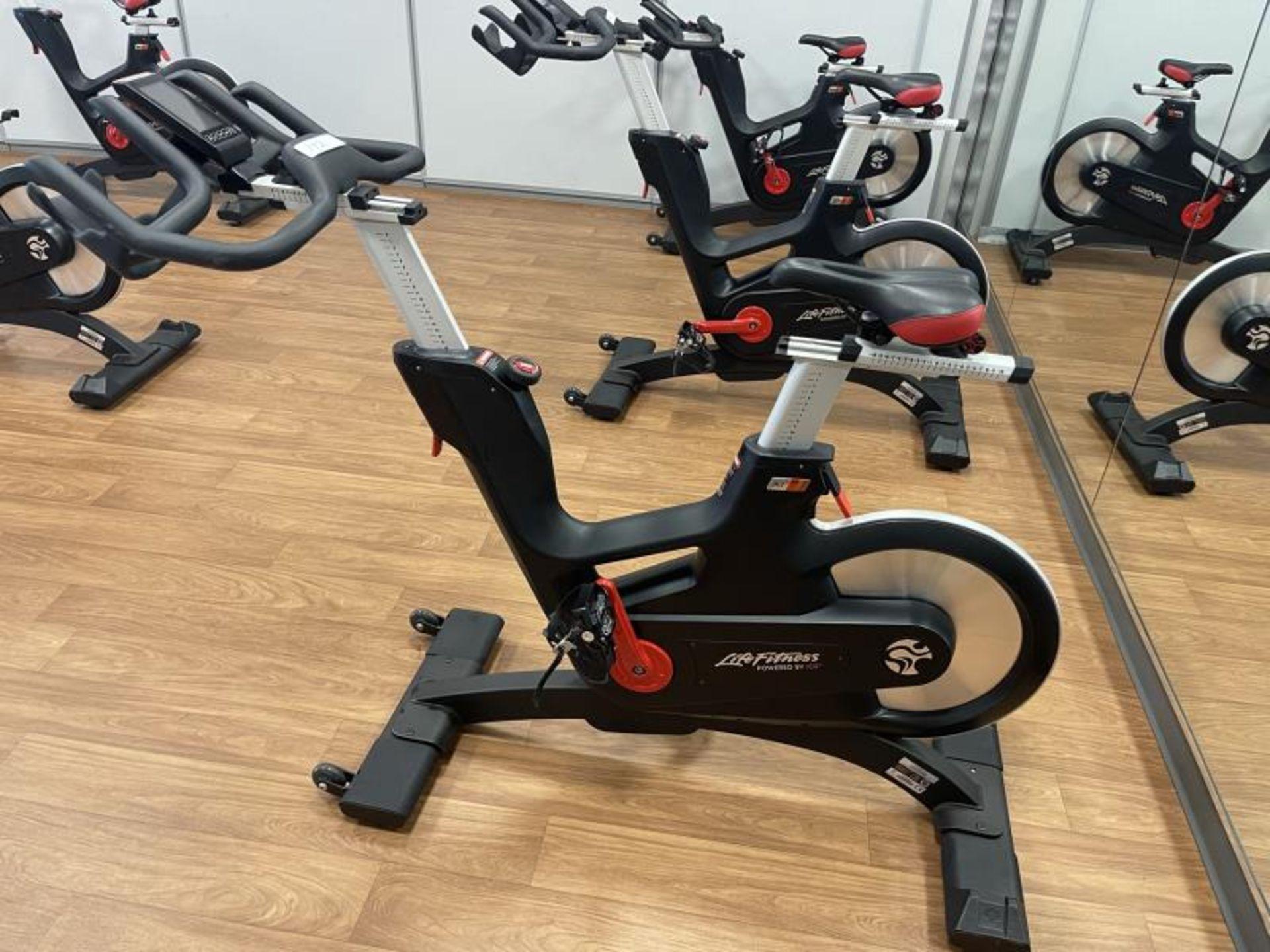 2018 Life Fitness IC7 Spin Bikes M: IC-LFIC7B2-01