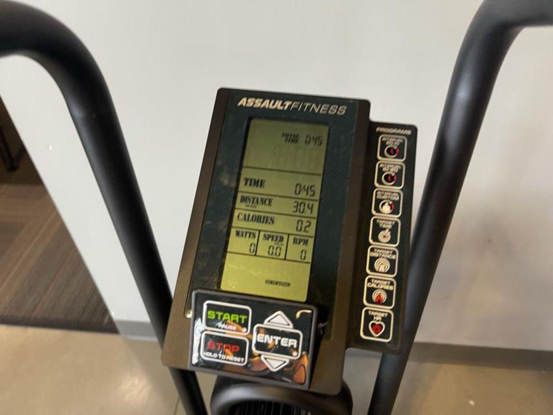 Assault Fitness Air Bike M: ASSAULTAIRBIKE - Image 5 of 6
