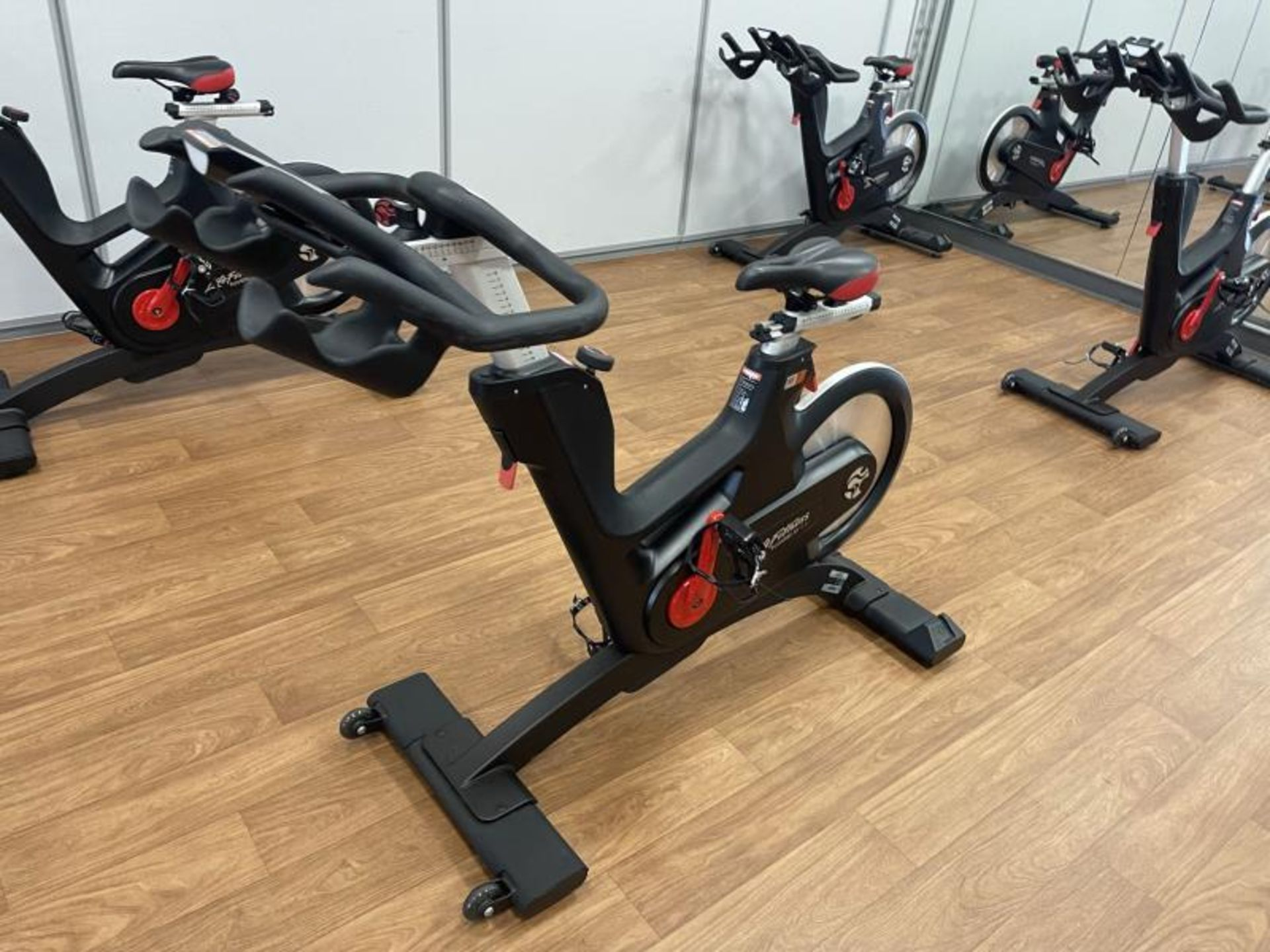 2018 Life Fitness Spin Bikes M: IC-LFIC7B2-01 - Image 2 of 3