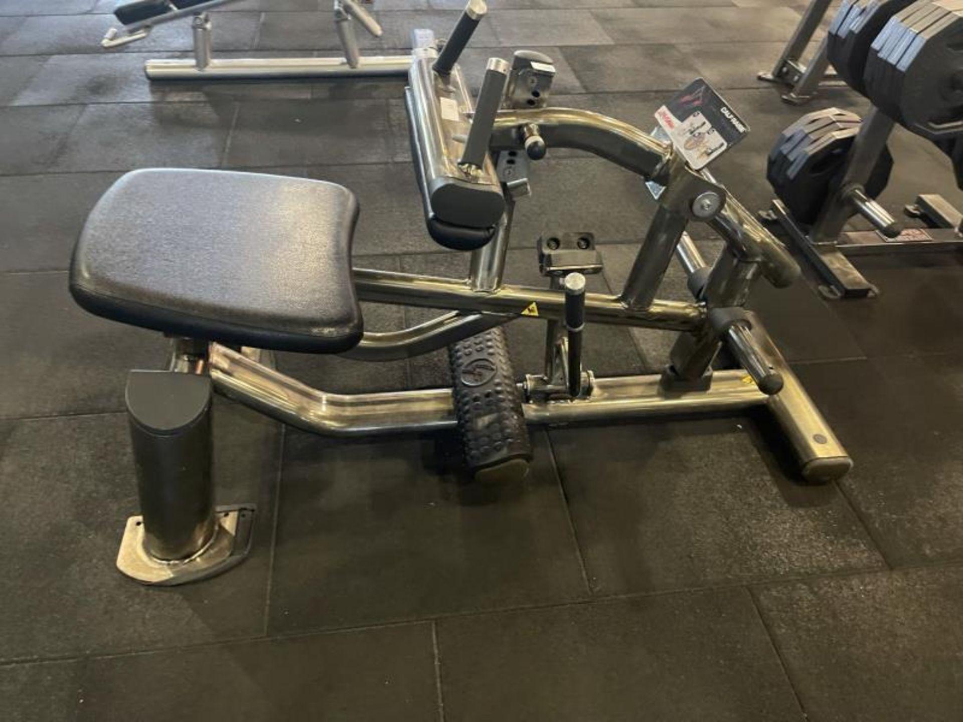 Life Fitness Calf Raise M: SPLCALF - Image 5 of 5