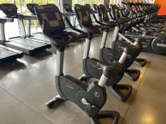 Life Fitness Exercise Bike M: 95CLifecycle, SN: CLV102819