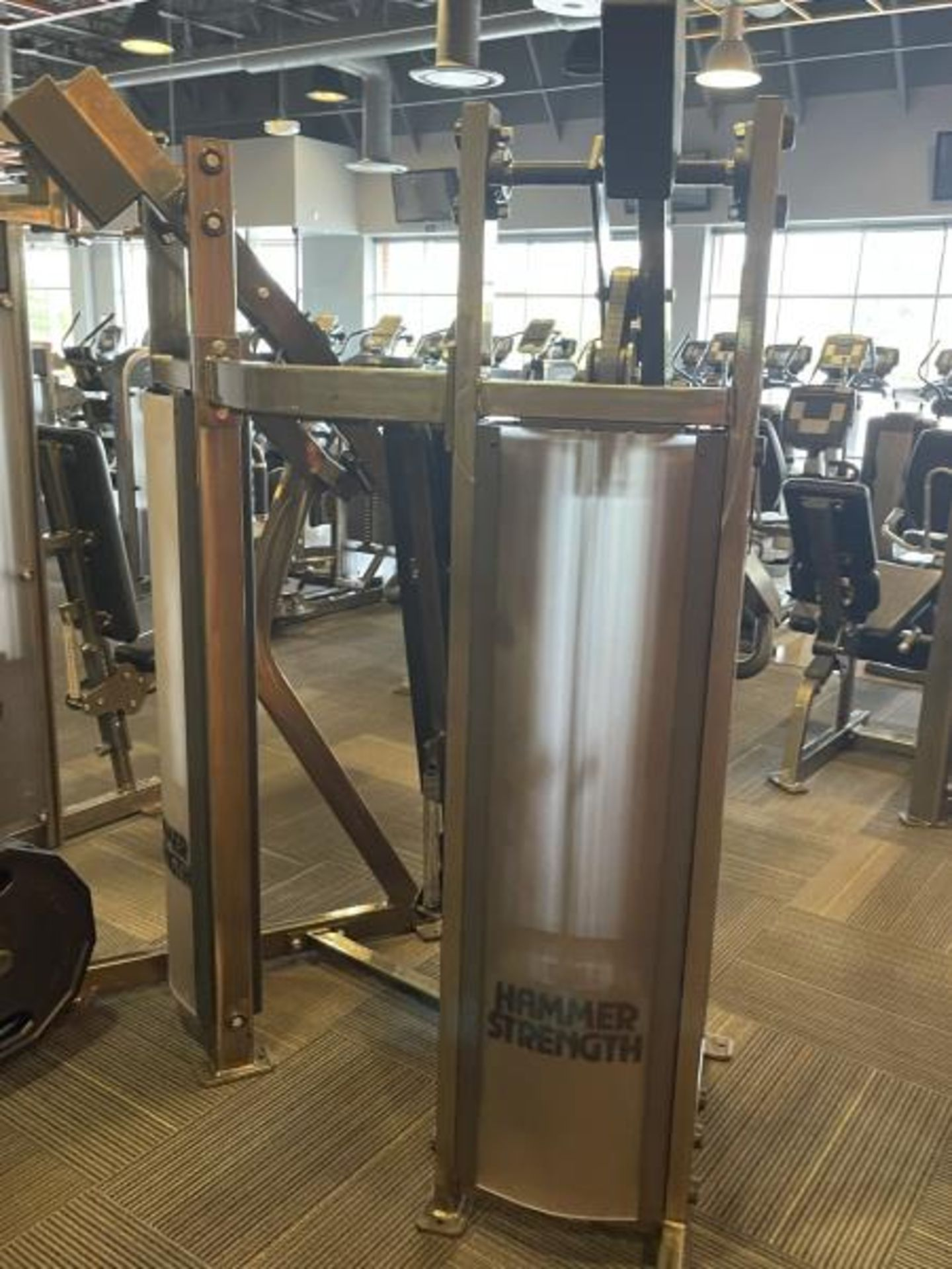 Hammer Strength MIS Incline Press M: MISIP - Image 4 of 5