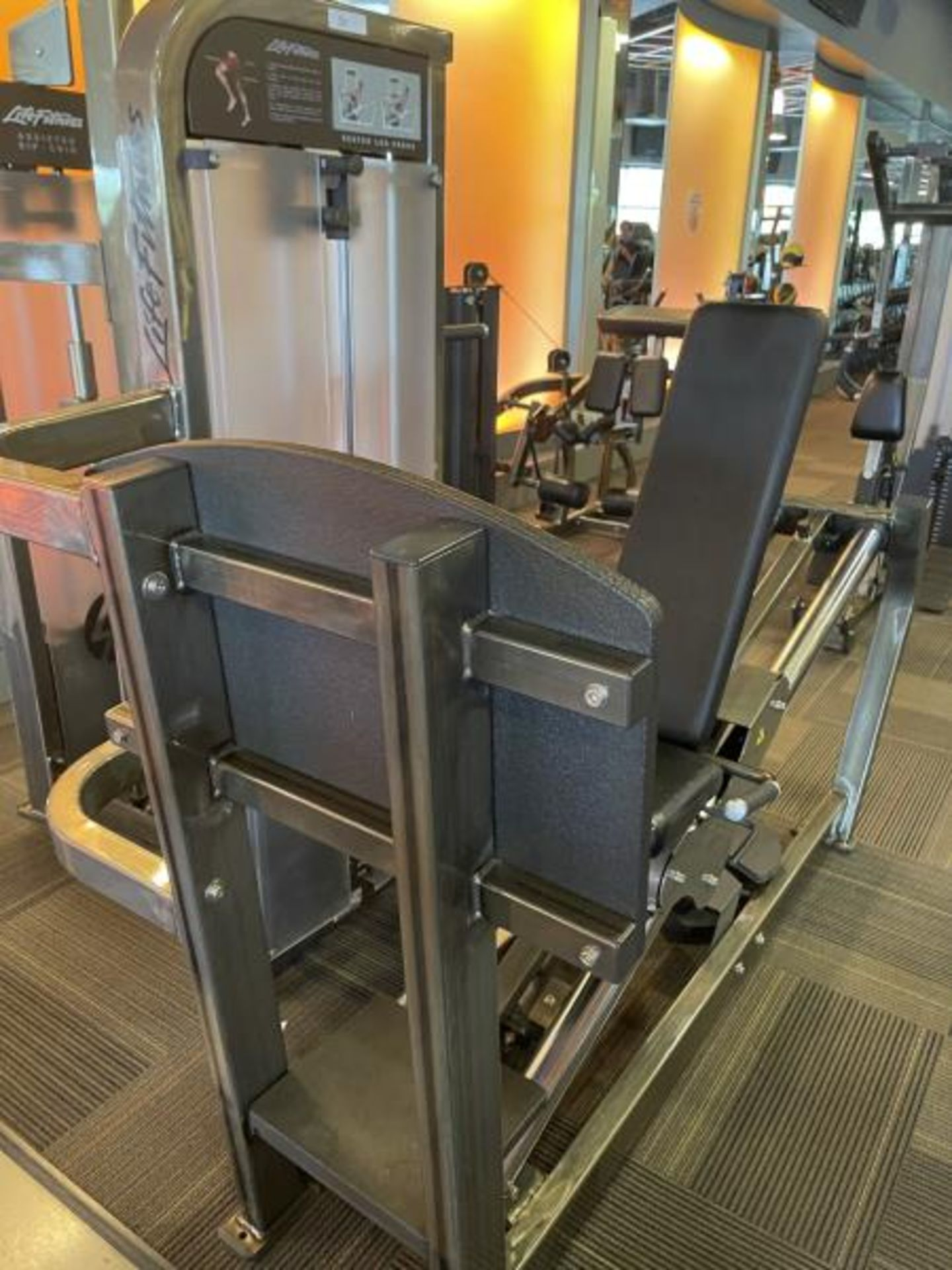 Lifer Fitness Seated Leg Press M:PSSLPE - Image 3 of 6