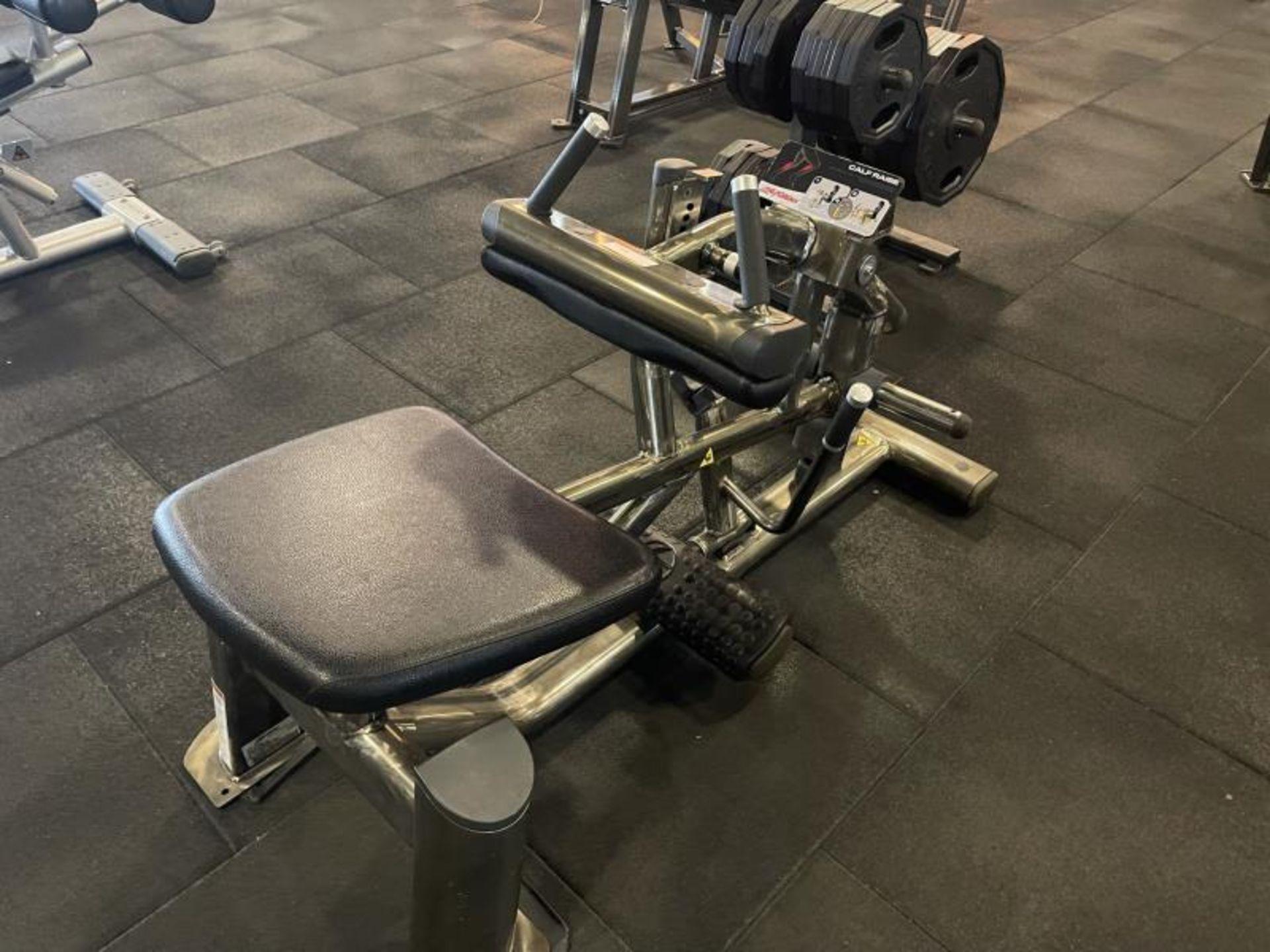 Life Fitness Calf Raise M: SPLCALF - Image 4 of 5