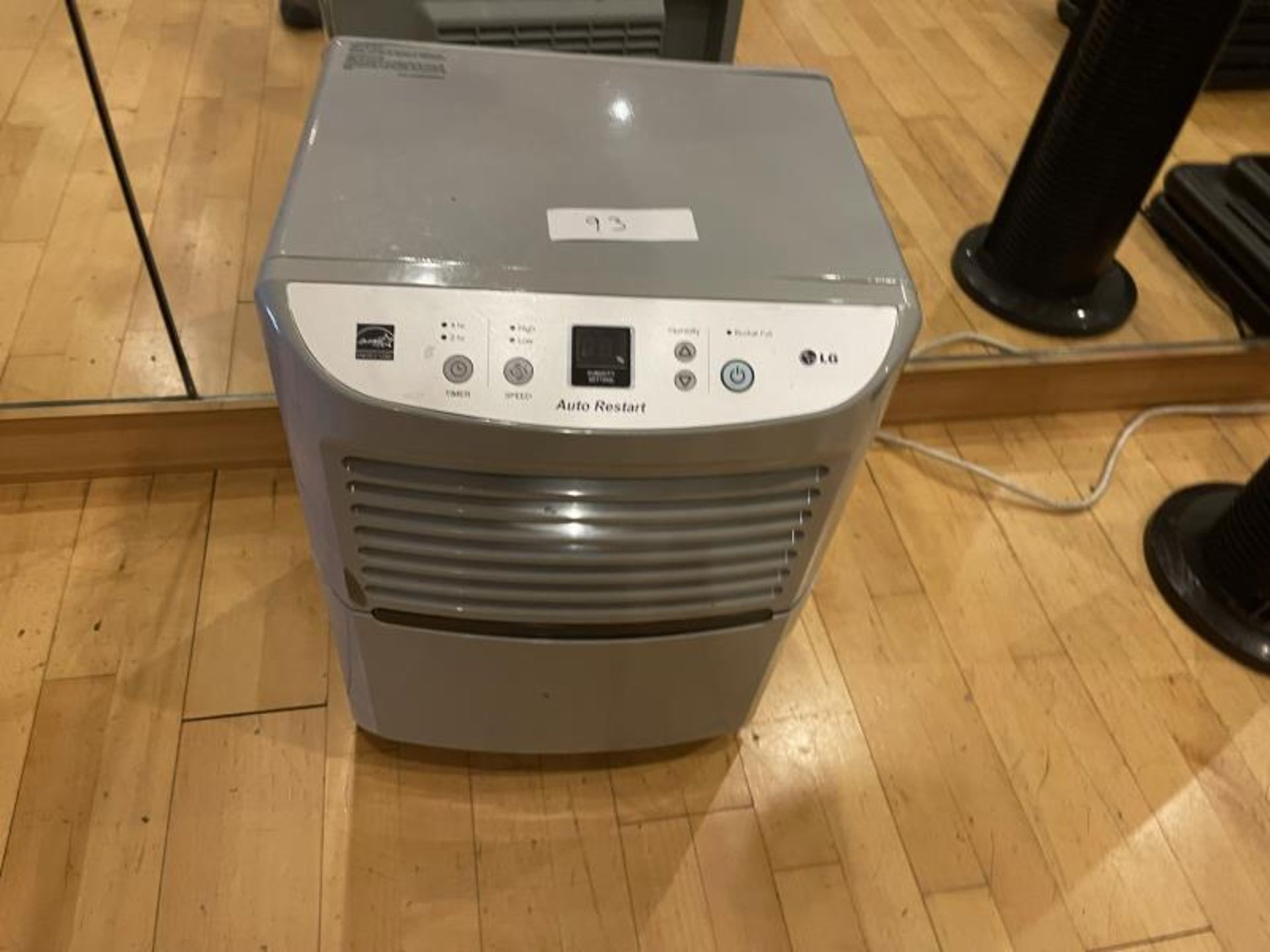 LG Dehumidifier