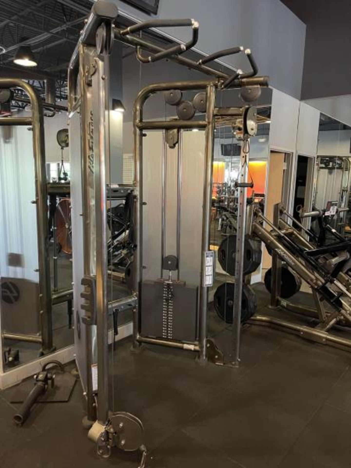 Life Fitness Dual Adjustable Pulley M: CMDAP - Image 2 of 6