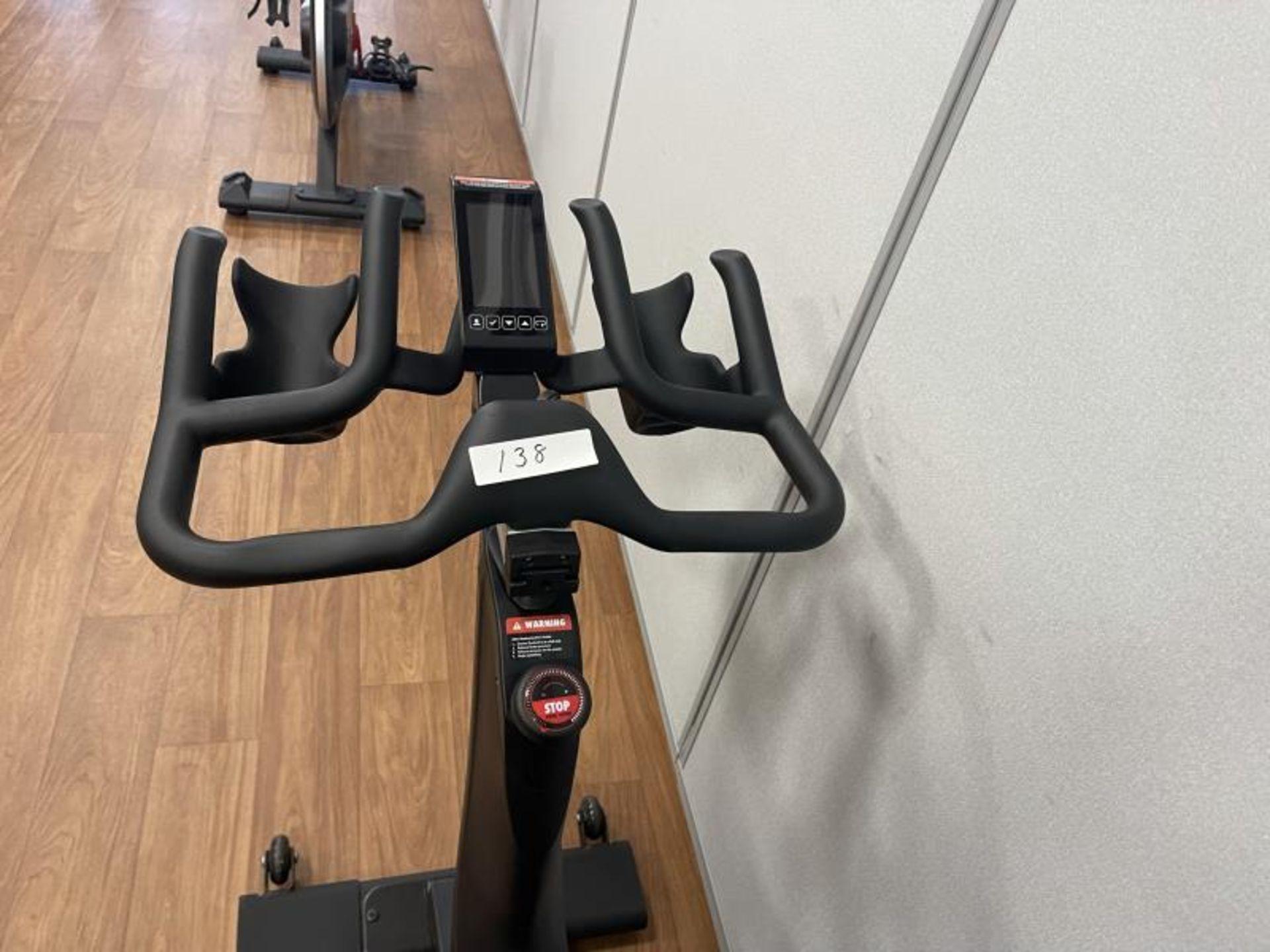 2018 Life Fitness IC7 Spin Bike M: IC-LFIC7B2-01 - Image 3 of 3