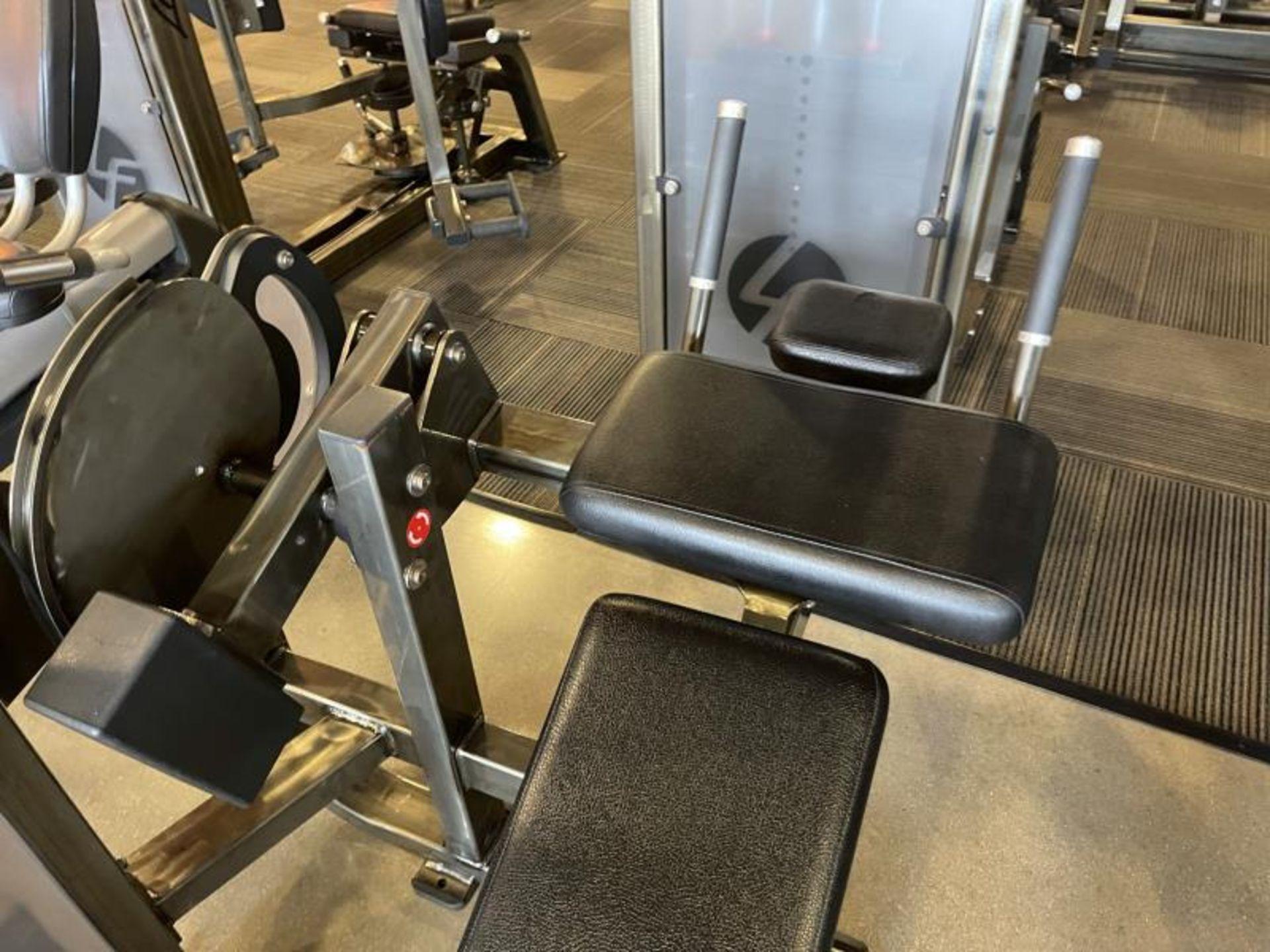 Life Fitness Abdominal Crunch M:PSABCSE - Image 3 of 4