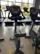 Life Fitness Exercise Bike M: 95CLifecycle, SN: CLV102820