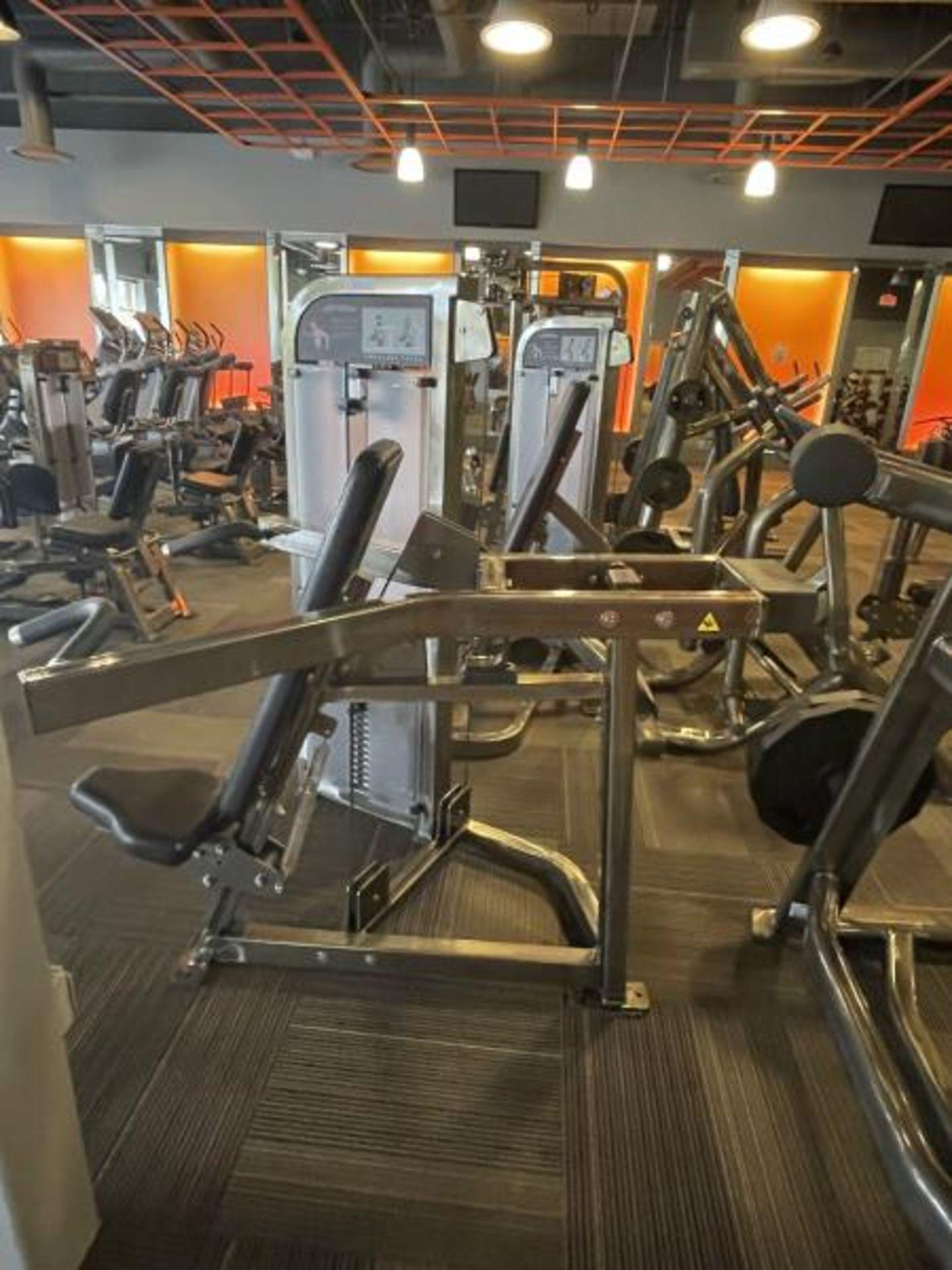 Life Fitness Shoulder Press M: PSSPSE - Image 2 of 5